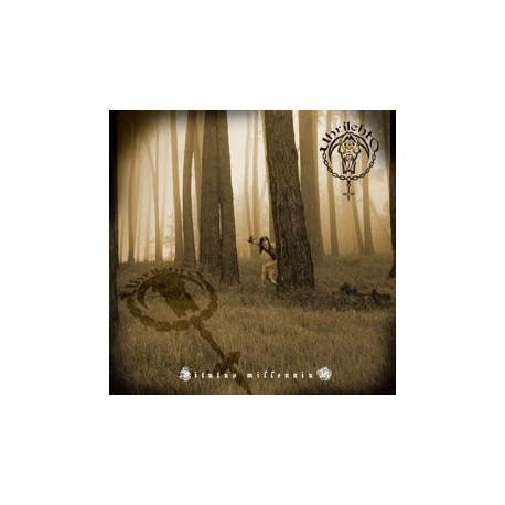 """UHRILEHTO """"Vitutus Millenium"""" CD"""