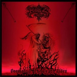 "HADEZ ""Doomsday : the Death Rides"" CD"
