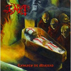 """INRI """"Efigies de Maldad"""" CD"""