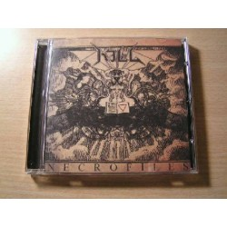 "KILL ""Necrofiles"" CD"
