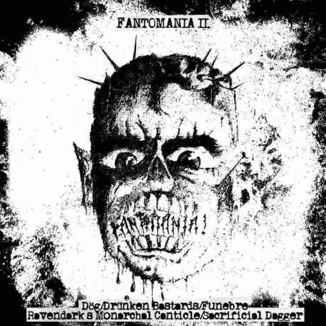 DRUNKEN BASTARDS/DOG/SACRIFICIAL DAGGER 5-way split CD