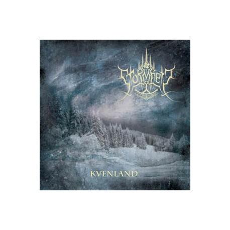 "STORMHEIT ""Kvenland"" CD"