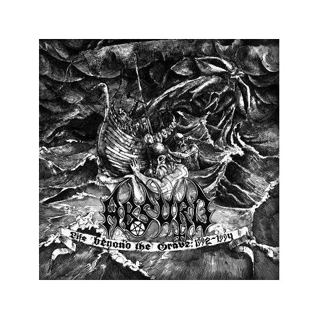 "ABSURD ""Life Beyond the Grave 1992 - 1994"" 2CD"