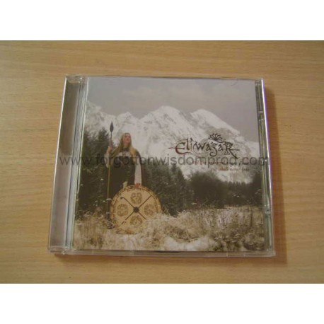 "ELIWAGAR ""And the ancestral Flame shall never fade"" CD"