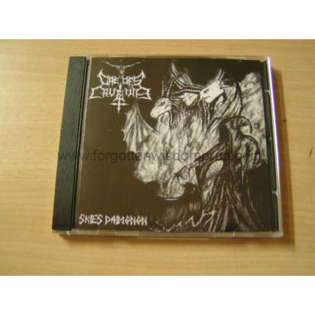 "CAEDES CRUENTA ""Skies Daimonon"" CD"