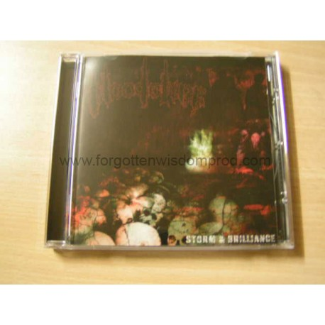 "BLOODOLINE ""Storm & Brilliance"" CD"