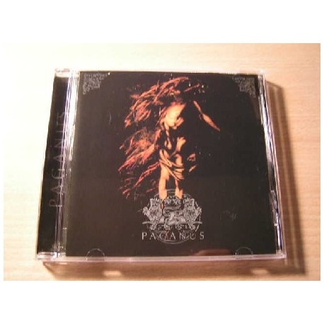 """PAGANUS """"Paganus"""" CD"""