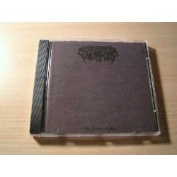 "SINPULARCTOS ""The Voidance of Man"" CD"
