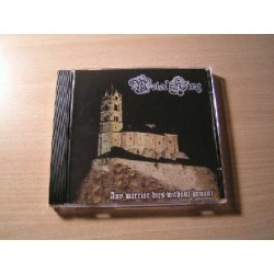 "METAL KING (Colombia) ""Any Warrior Dies Without Honor"" CD"