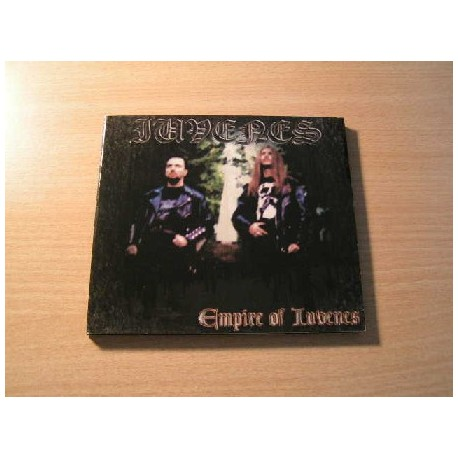 "JUVENES ""Empire of Iuvenes"" Digipack CD"