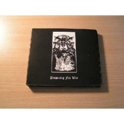 "DARKTHRONE (Norway) ""Preparing for War"" Digipack CD"