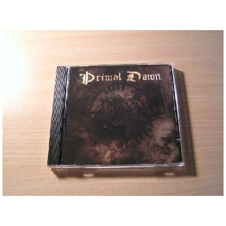 "PRIMAL DAWN (Ireland) ""Zealot"" CD"