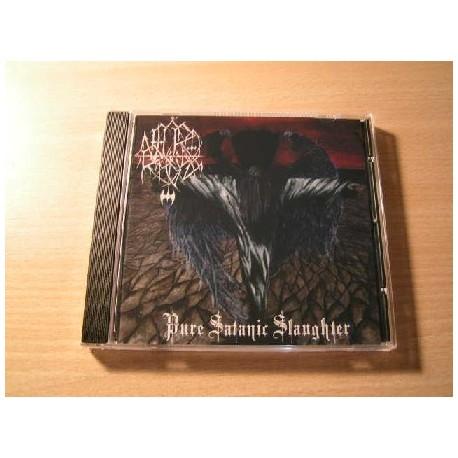 "NECRO RITUAL ""Pure Satanic Slaughter"" CD"