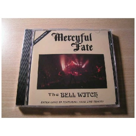 "MERCYFUL FATE ""The Bell Witch"" CD"