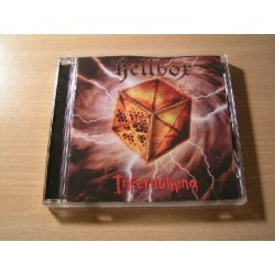 "HELLBOX ""Infernothing"" CD"
