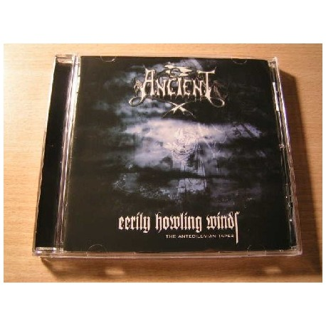"ANCIENT ""Eerily Howling Winds"" CD"