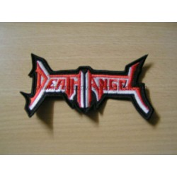 DEATH ANGEL shaped patch