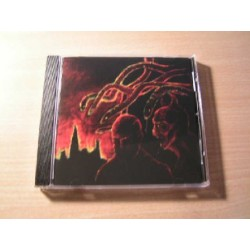 "NIGHT MUST FALL ""Dissonance of Thought"" CD"