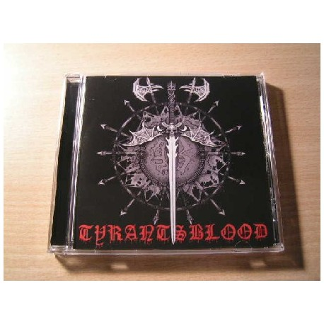 "TYRANTS BLOOD (Canada) ""Prophecy"" MCD"