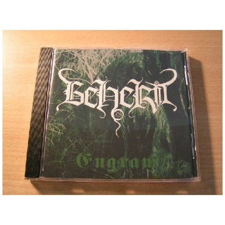 "BEHERIT ""Engram"" CD"