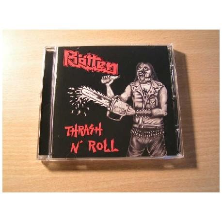 "ROTTEN (Mexico) ""Thrash n' Roll"" MCD"