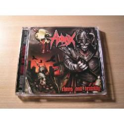 """HIRAX (USA) """"Chaos and Brutality"""" MCD"""