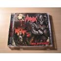 "HIRAX ""Chaos and Brutality"" MCD"