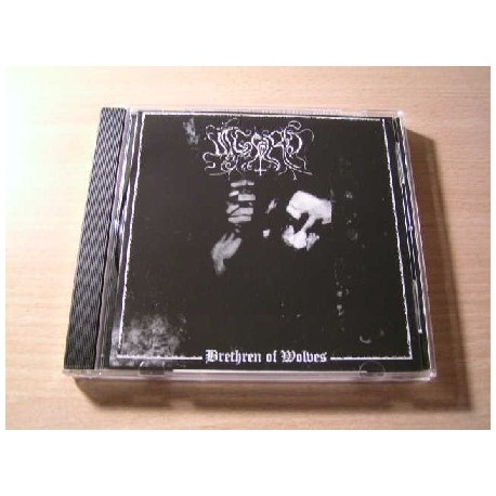 "UTGARD ""Brethren of Wolves"" CD"
