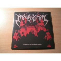 "MAGNANIMUS ""Unchaining the Fever and the Plague"" 7""EP"