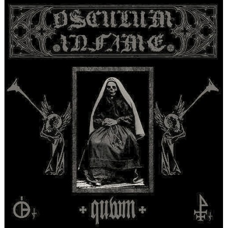 "OSCULUM INFAME ""Quwm"" 7""EP"