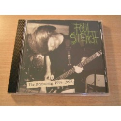 "FOUL STENCH ""The Beginning (1993~1996)"" CD"