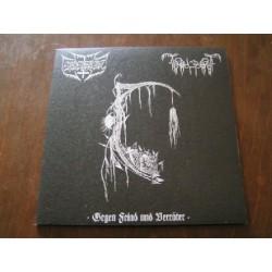 """VERGELTUNG/TROLLZORN """"Gegen Feind und Verräter"""" 12""""LP"""