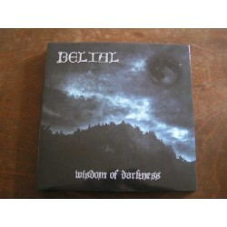 "BELIAL ""Wisdom of Darkness + live in Finland"" 12""LP"