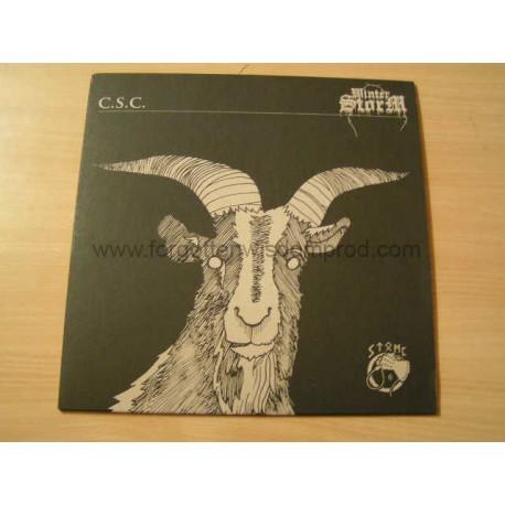 """WINTERSTORM/CONCENTRATION SUMMER CAMPS split 12""""LP"""