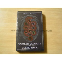 QABALAH, QLIPHOTH AND GOETIC MAGIC - Thomas KARLSSON