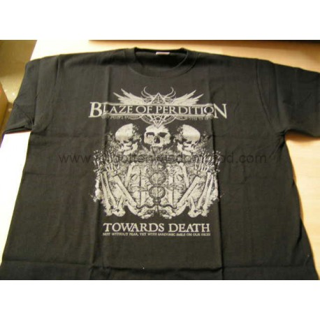 BLAZE OF PERDITION Tshirt