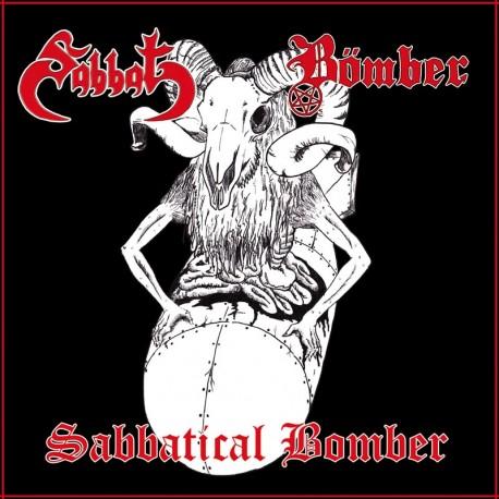 """SABBAT/BÖMBER split 7""""EP"""
