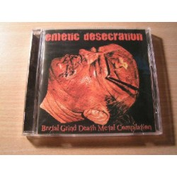 V/A EMETIC DESECRATION CD