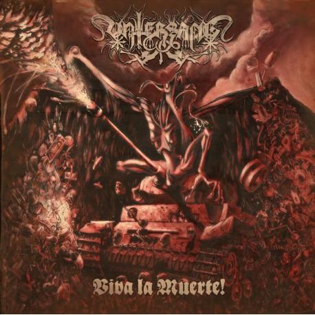 "UNTERGANG ""Viva la Muerte"" CD"