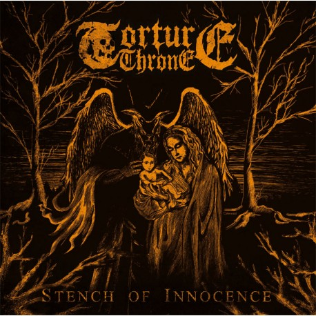"TORTURE THRONE ""Stench of Innocence"" 12"" MLP"