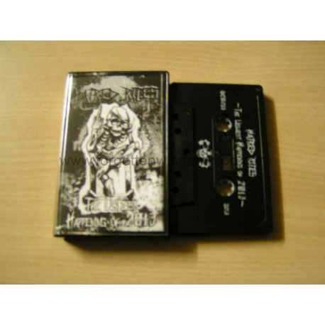 "HATRED RITES ""The Ugliest Happening of 2013"" Pro Demo"