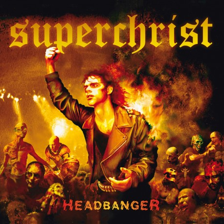 "SUPERCHRIST ""Headbanger"" 12""LP"