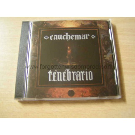 "CAUCHEMAR ""Tenebrario"" CD"