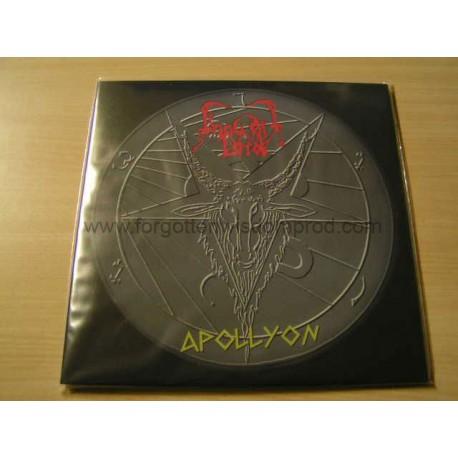 """THOU ART LORD """"Appolyon"""" 12""""LP"""