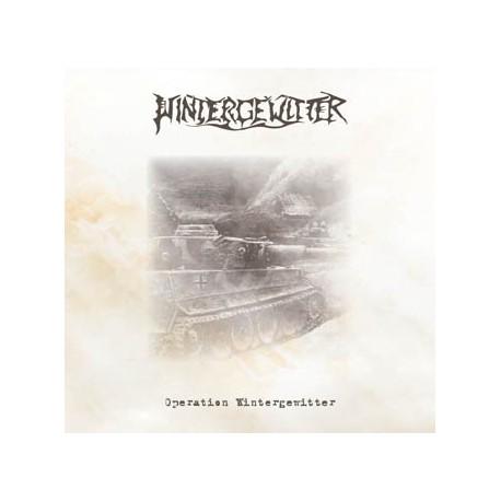 """WINTERGEWITTER """"Operation Wintergewitter"""" CD"""