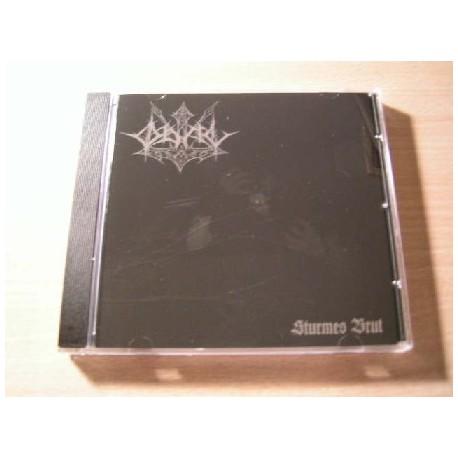 "ODAL ""Sturmes Brut"" CD"