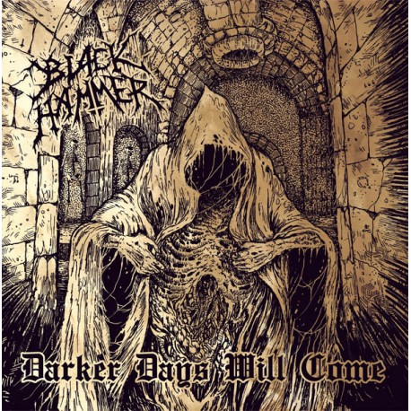 "BLACK HAMMER ""Darker Days Will Come"" 12"" MLP"