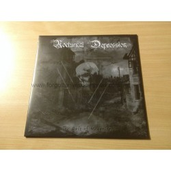 "NOCTURNAL DEPRESSION ""The Cult of Negation"" 12""LP"
