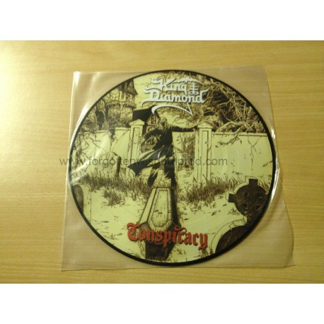 "KING DIAMOND ""Conspiracy"" 12""Pic LP"