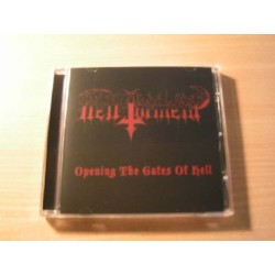"HELL TORMENT ""Opening the Gates of Hell"" CD"